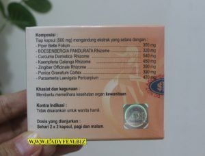 Ciri-ciri Oris Breast Cream Palsu dan oris breast cream asli atau original